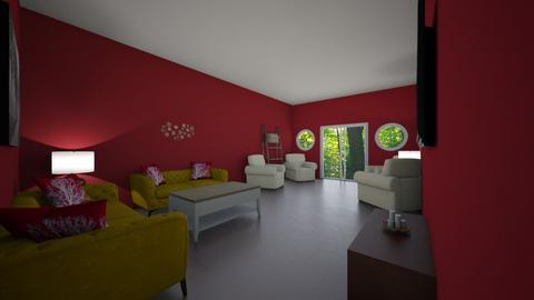 apple orchard - Living room  - by 1kathryng2