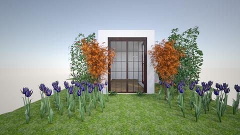 my dream home - Garden  - by mkmporter