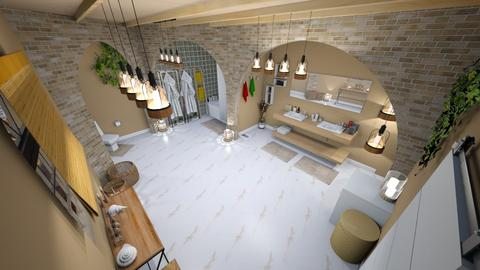 family home 205 - Modern - Bathroom  - by Stavroula Chatzina