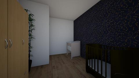 Teun - Kids room  - by Marl0uzzz