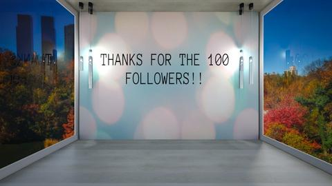 100 followers_Thank you  - by Agamanta