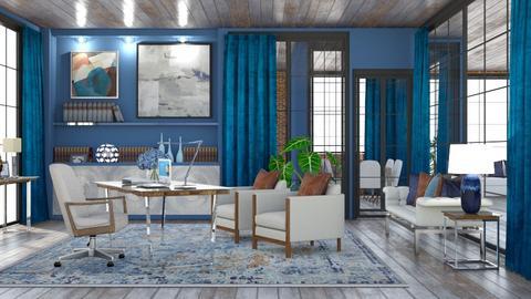 Blue Law Office - Office  - by jjp513