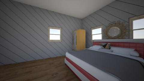 room - Bedroom  - by hnagib