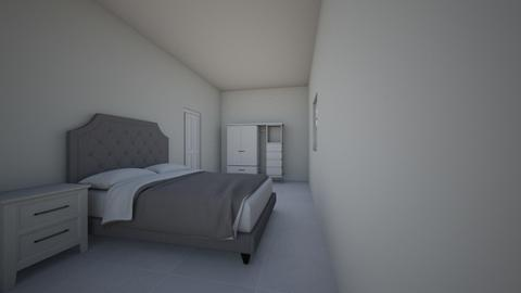 Room 2nd Floor - Modern - Bedroom  - by ellamarieramos