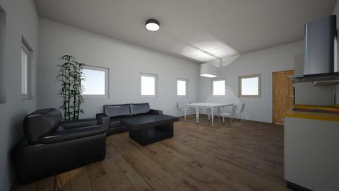 Vakantiehuis - Living room  - by Dion Testerink