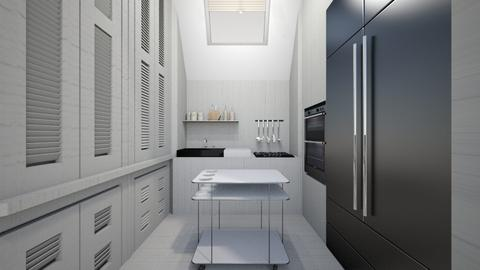 Casa169Kitchen - Minimal - Kitchen  - by nickynunes