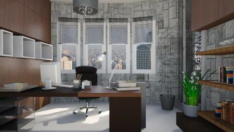 office - by Firuza Eva