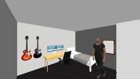 ROOM BANDUG - Bedroom  - by baim1234