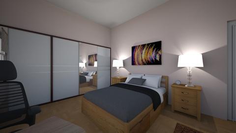 Bedroom 1 - by ashsoophian