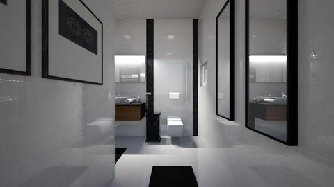 Tomi - Bathroom - by bsk Interiordesign