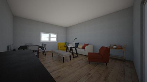 modern living room - Modern - Living room  - by sanaggg