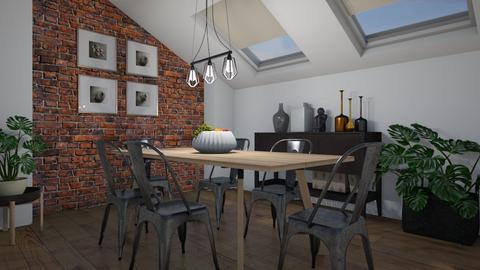 Testi - Dining room - by Tuija