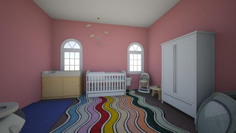 nursery room - by latayshiahill