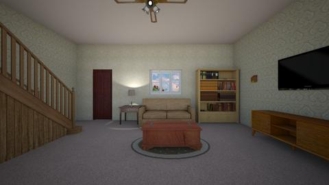 Cottage Style - Living room  - by mspence03