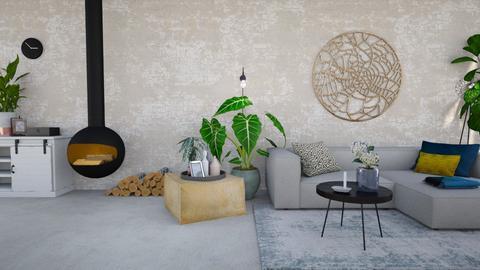 jygb - Living room  - by TRMVM