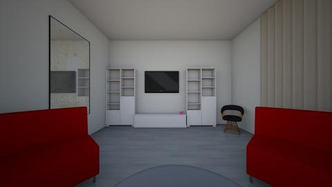 Adriana - Modern - Living room  - by Adriana_0507