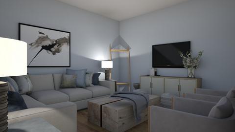Lisas dream - Living room  - by stjdesigner