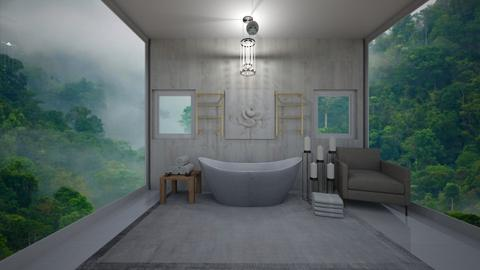 relax - Bathroom  - by ChaTheRoomPlaner