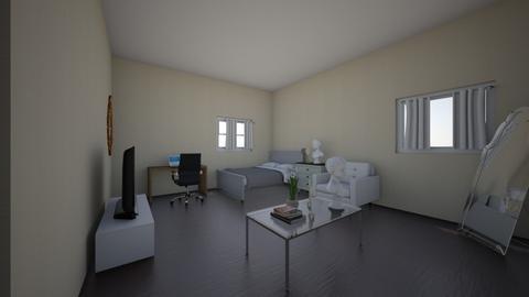 my room next year - Bedroom  - by maliaagpiscitelli