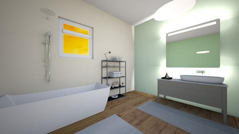 vibran - Bathroom  - by Sierran
