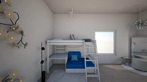 Ammus dream room - Modern - Bedroom  - by Studious WiZ