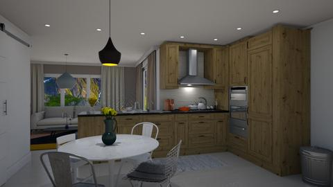 IP Artisan Kitchen - Classic - Kitchen - by Annathea