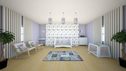 Nursery 2 - Kids room  - by lksweet21
