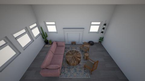 living room idea - Living room - by chloe margraves
