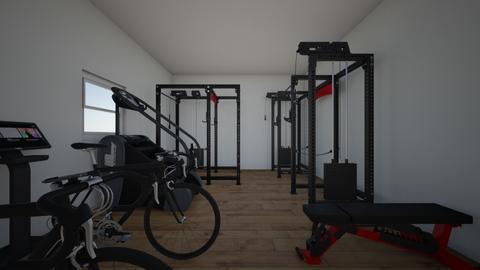 Gym - by cheyleigh