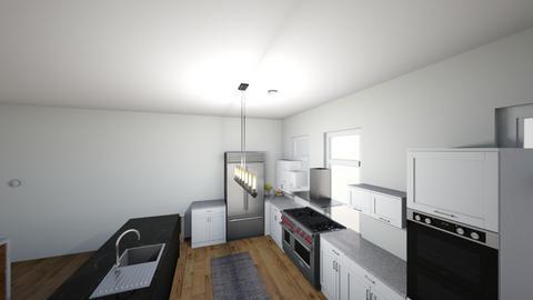 a - Kitchen  - by levissa