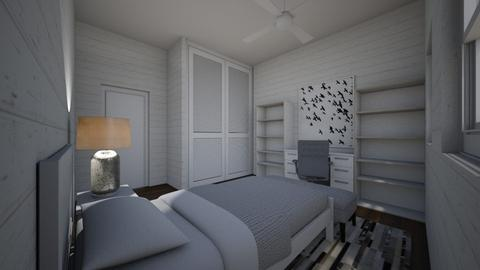 Bedroom 3 and 4 - Bedroom - by PenAndPaper