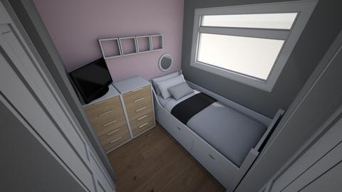 small bedroom - Modern - Bedroom  - by Belle260206