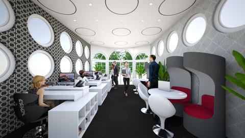 BeehouseOffice - Office  - by MyDesignIdeas