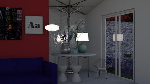 Art Studio - Modern - Office  - by XiraFizade