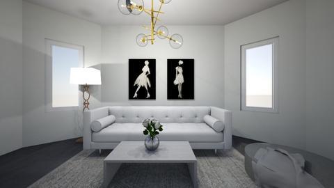 Hanna - Living room  - by hannapanna12345