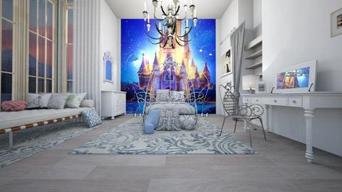 Disney - Bedroom - by sjm2025ozark