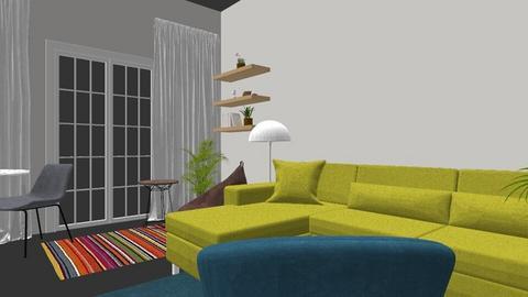 Living 5_4 - Living room  - by jemmv