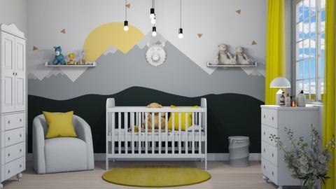 Nursery - by zeneidezene