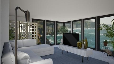 HillsWays - Modern - Living room  - by Callmekai22