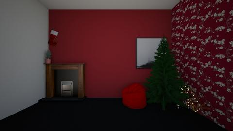 my christmas room - Living room  - by 11jears