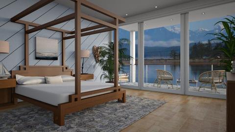 Coastal Living - Eclectic - Bedroom  - by Theadora