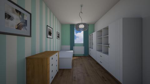 Iwaszkiewicza_Olawa_Just5 - Kids room  - by mbanikzakupy