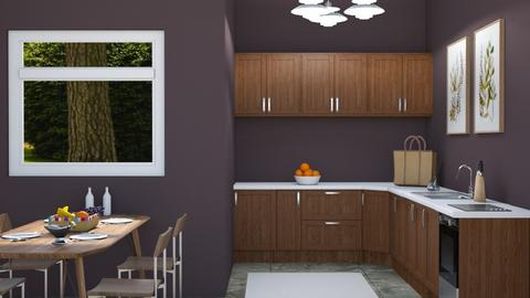 home kitchen contest - Kitchen  - by designkitty31