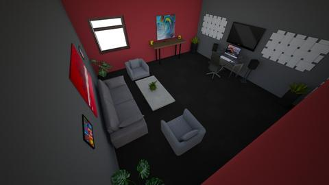 Home Music Studio - Office  - by CHEX