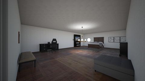 project - Modern - Kitchen  - by twixie