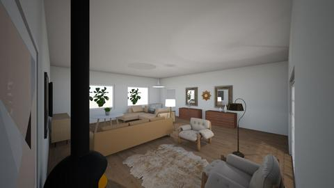 Shome second 2 - Living room  - by Niva T