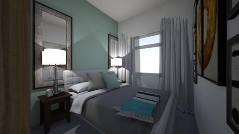 Chris old old bedroom - Bedroom - by mandalea545