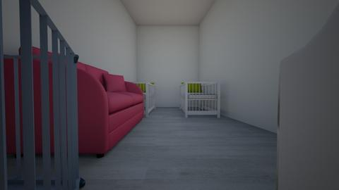 my home  - Kids room - by zh003