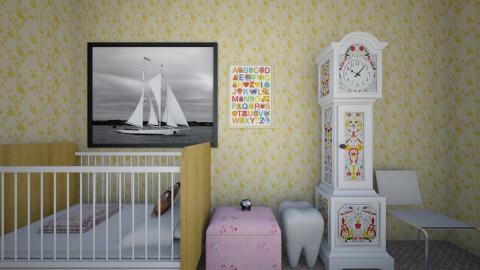 Chambre d enfants  - Modern - Kids room  - by ishratnaba2002