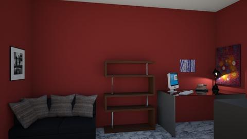 Cuarto de Daka 17 - Bedroom  - by PaolaRoque